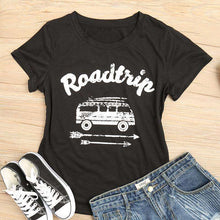 VW Bus Roadtrip Tshirt,top,[product_vender],Mindful Bohemian