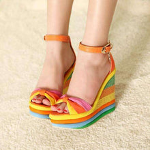 Rainbow Wedges,shoes,[product_vender],Mindful Bohemian