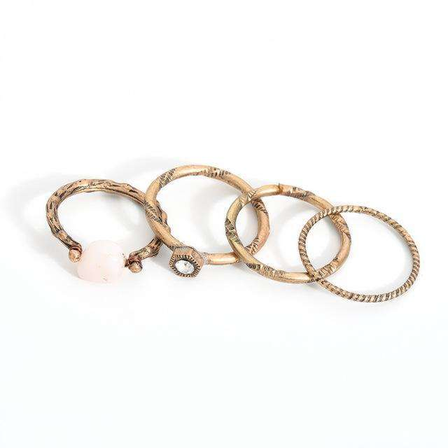 Boho Turkish Punk Knuckle Ringring