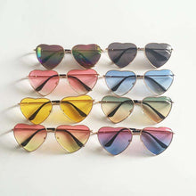 Peekaboo Modern Hearts Sunglasses,accessories,[product_vender],Mindful Bohemian