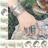Tibetan Gypsy Cuff,jewels,[product_vender],Mindful Bohemian