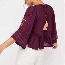 Freedom Top -  Free People - Bohochic - Music Festival