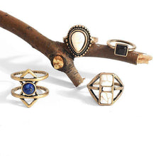 Sky Spirit Ring Set,ring,[product_vender],Mindful Bohemian