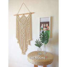 Indian Style Macrame Tapestry -  Free People - Bohochic - Music Festival