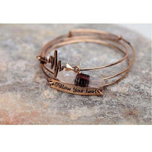 Follow Your Heart Boho Bangle Set -  Free People - Bohochic - Music Festival