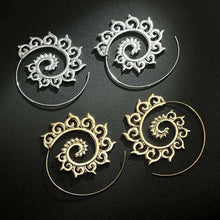 Libra Spirals,earrings,[product_vender],Mindful Bohemian