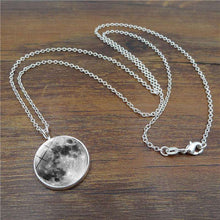 Glowing Moon Necklace -  Free People - Bohochic - Music Festival