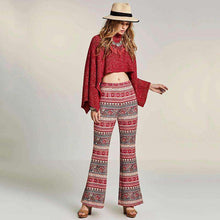 Hippie Tribe Pants -  Free People - Bohochic - Music Festival