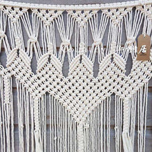 Bohemian Macrame Wall Art Decor -  Free People - Bohochic - Music Festival