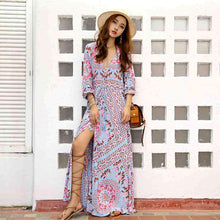 Hippie Chic Maxidress