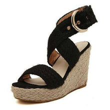Boho Summer Wedges -  Free People - Bohochic - Music Festival