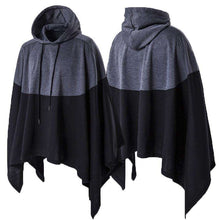 Winter Men's Bohemian Assassin's Poncho,mens,[product_vender],Mindful Bohemian