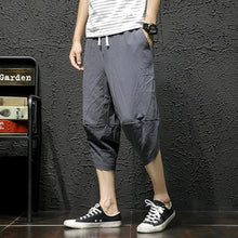 Wide Crotch Harem Pants