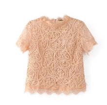 Boho Chic Lace Top