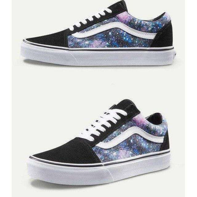 Vans Old Skool Starry Sky Classic,shoes,Mindful Bohemian,Mindful Bohemian