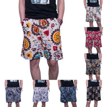 Printed Men's Floral Shorts,mens,[product_vender],Mindful Bohemian
