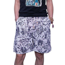 Printed Men's Floral Shorts,mens,Mindful Bohemian,Mindful Bohemian