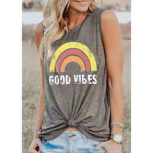 Good Vibes Tank Top -  Free People - Bohochic - Music Festival