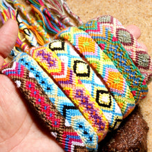 Ethnic Braided Bracelets