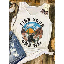 Find Your Own Way Tank Top -  Free People - Bohochic - Music Festival