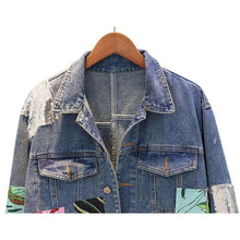 Hippie Chic Patchwork Jacketjacket