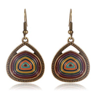 Bohemian Dangle Earringsearrings