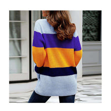 Rainbow Chic Sweatersweater