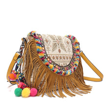 Hippie Fringe Shoulder Bag
