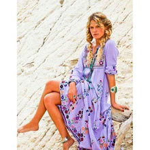 Free Lady Maxi -  Free People - Bohochic - Music Festival