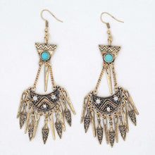 Boho Arrow Festival Earrings -  Free People - Bohochic - Music Festival
