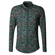 Men's Floral Long Sleeves