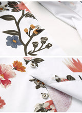 Floral Casual Men's Top