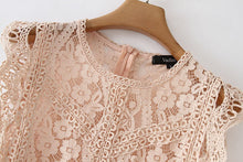 Sweet Lace Crop Top
