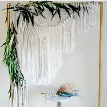 Jacquard Macrame Decor