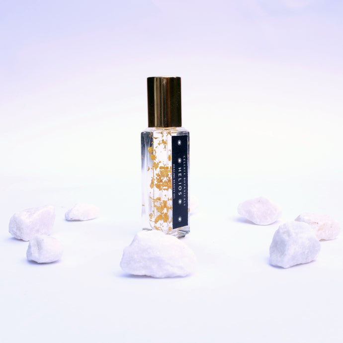 Helios Facial Oil Roller