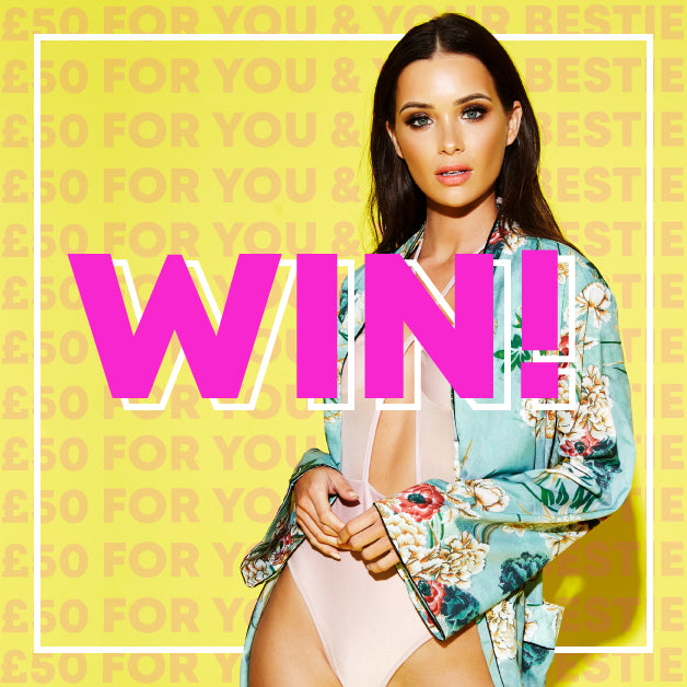 Win £50 for You and a Friend!