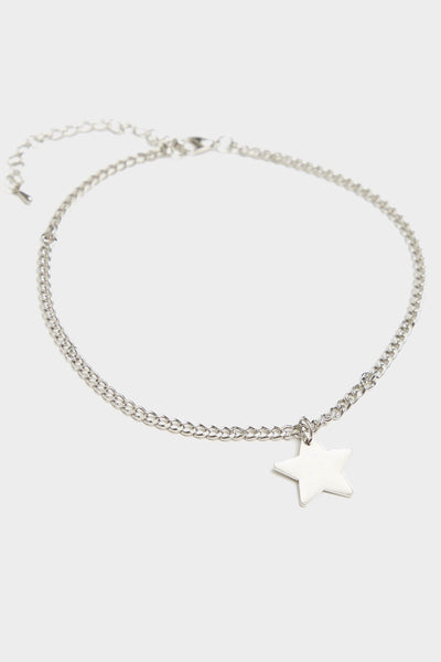 A17W-2100014978-SER-OS-star-choker-necklace-silver-jl7255