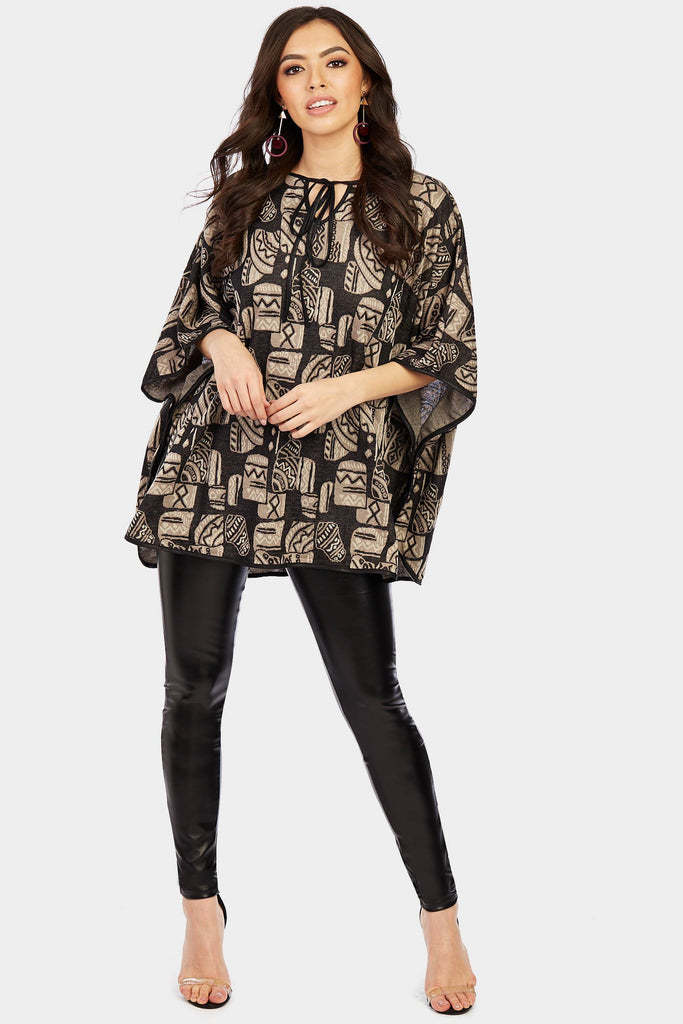 printed-poncho-top