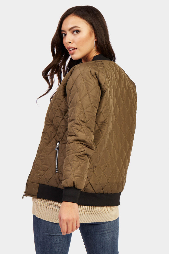 quilted-bomber-jacket view 5