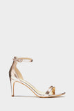 Rose Low Heel Strappy Shoes
