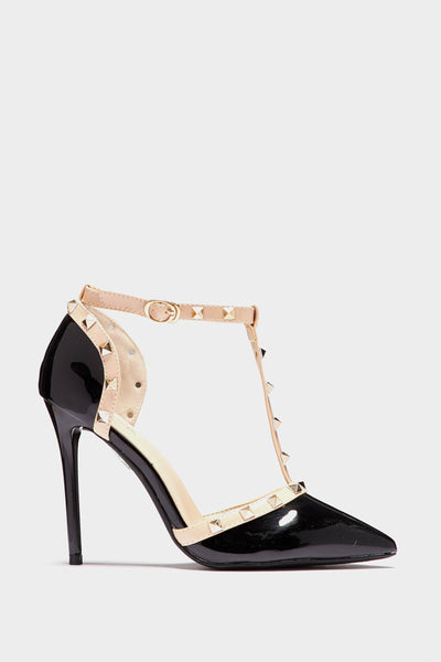 A17W-3000015260-BCK-3-pointed-toe-t-bar-studded-black-jl7414