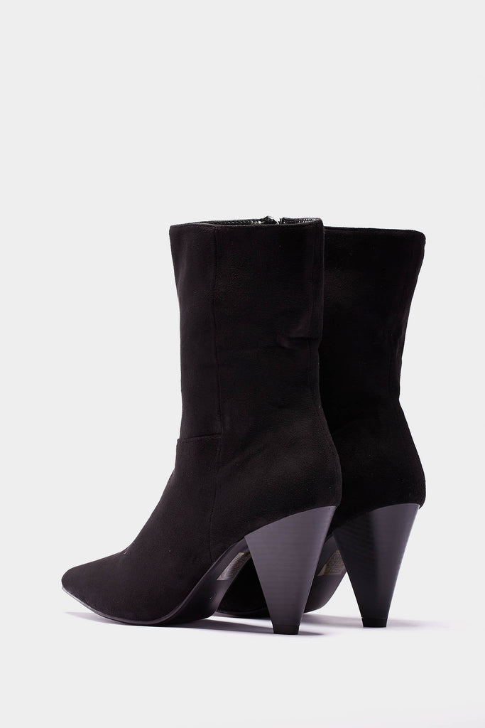 mexican-heel-ankle-boots view 3