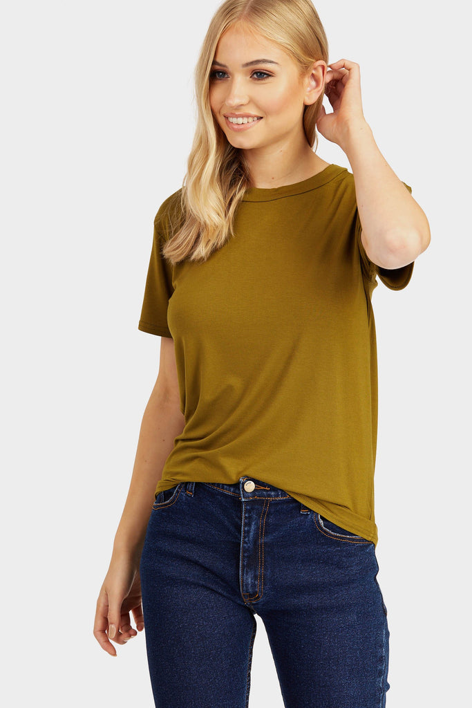 A17W-3300008817-OVE-6-basic-t-shirt-mid-green-jl3952