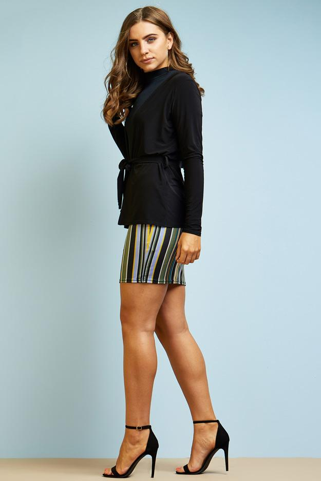 long-sleeve-slinky-jacket-with-belt- view 4