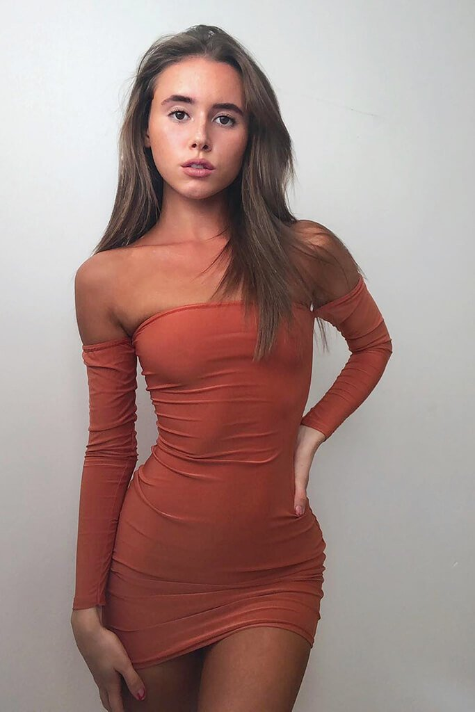 bardot-long-sleeve-bodycon-dress