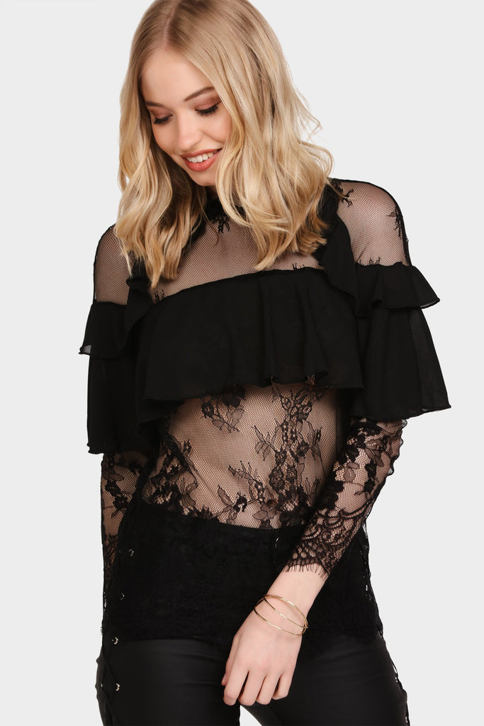 lace-frilly-top