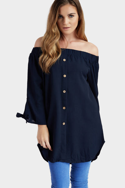 S17W-1300004120-NVY-S/M-button-front-bardot--dark-blue-jl1871