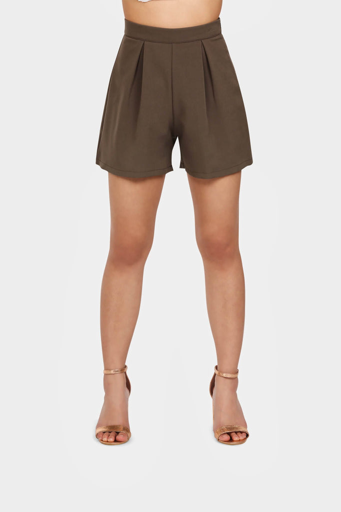 S17W-1800000314-KKI-6-side-zip-woven-shorts-light-green-jl0128