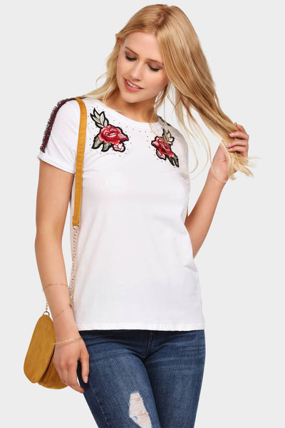 S17W-3300004232-WTE-S/M-floral-embroidered-t-shirt-white-jl1923