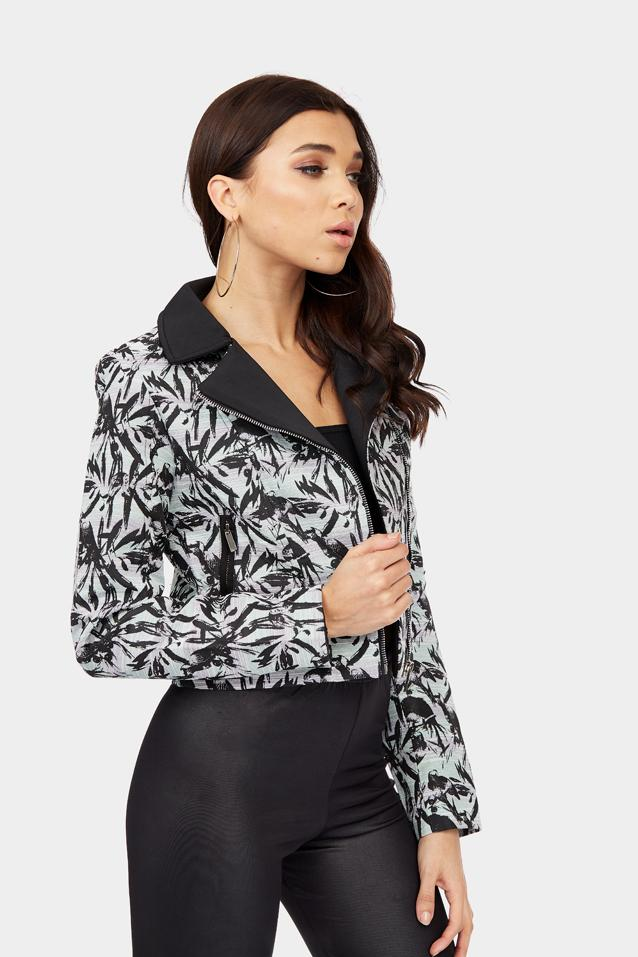 palm-print-crop-jacket- view 3